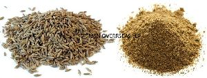Cumin Seed And Cumin Powder
