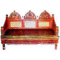 Antique Wooden Handicraft