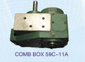 Carding Machine F9C-11A Comb Box