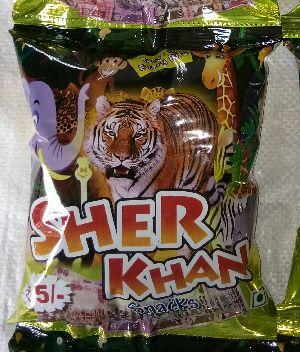Sher khan papad snacks