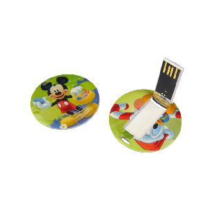 Card USB Drives