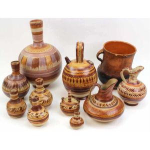 Handcrafted Pottery Pots