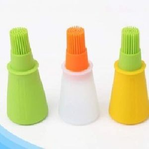 Silicone Bottle Oil Brush