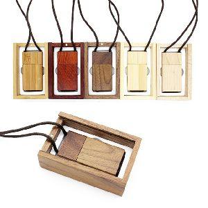 wooden style USB pen drive