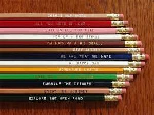 Writing Pencils