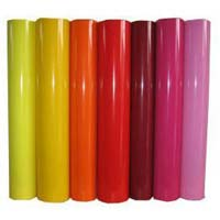 Pvc Coloured Vinyl Film