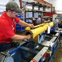 Hydraulic Cylinder Machine Repairing