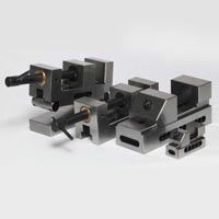 HARDENED AND GROUND PRECISION GRINDING VICE Screw Type