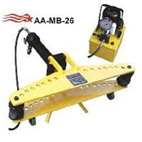 Hydraulic Motorised Pipe Bender With Hinged Frame With Power Pack & Fo