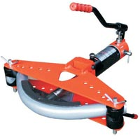 Hydraulic Pipe Bending Machine With Hinged Frame