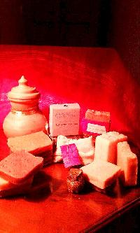 Natural Handmade Vegan Soap
