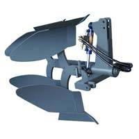 Hydraulic Mechanical Reversible Plough