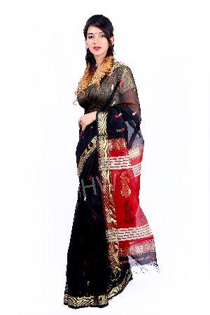 Maheshwari Silk Saree With Boota