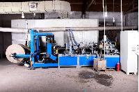 Digital Type Automatic Paper Cone Making Machine