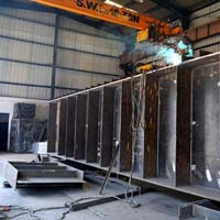 Steel Fabrication Service