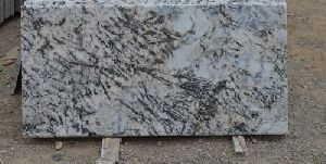 Alaska White Granite Slab