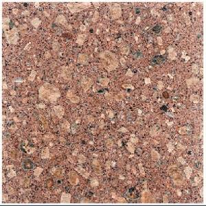 Copper Silk Granite Slab
