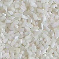 White Raw Broken Rice