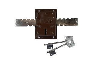 Zig Zag Door Lock