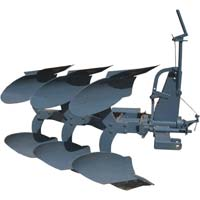 3 Bottom Mechanical Reversible M.b. Plough