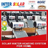 solarwater heating system for home