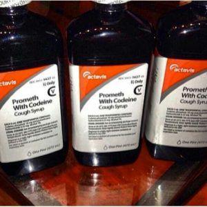 32oz Actavis Promethazine With  Cough Syrup