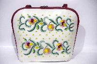 Womens Embroidered Hand Bag