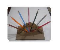 Leather Pen & Pencil Holders