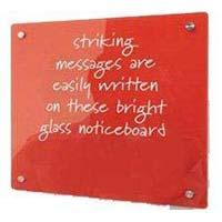 White Glass Marker Boards