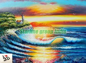 Painting Customized Wallpaper 01