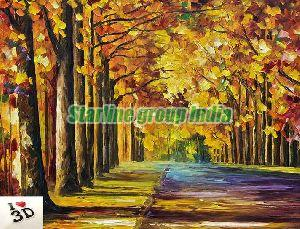 Painting Customized Wallpaper 02