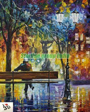 Painting Customized Wallpaper 04