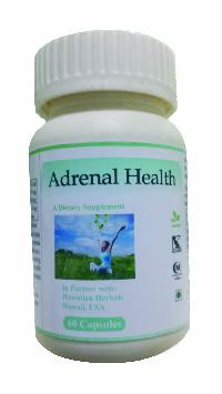 Hawaiian herbal adrenal health capsule