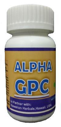 Hawaiian Herbal Alpha Gpc Capsule