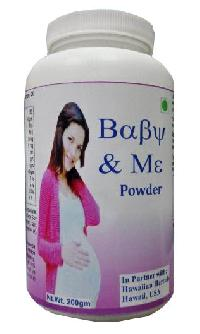Herbal Baby Powder