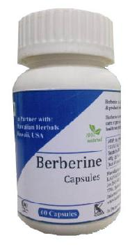 Hawaiian Herbal Berberine Capsule