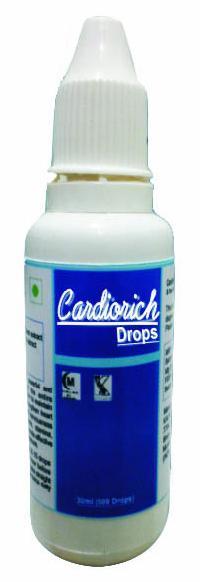 Hawaiian Herbal Cardiorich Drops