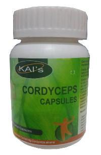 Herbal Cordyceps Capsules