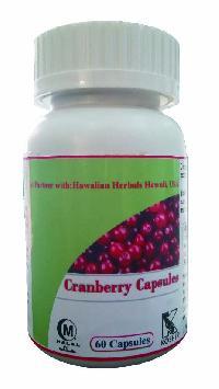 Herbal Cranberry Capsules