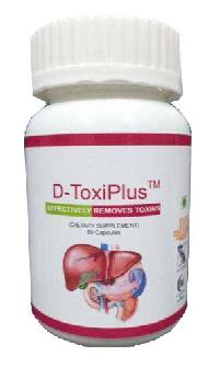 Hawaiian Herbal D-toxiplus Capsule