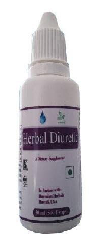 Hawaiian Herbal Diuretic Drops