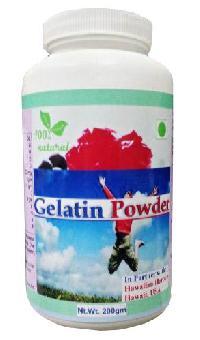 Hawaiian Herbal Gelatin Powder