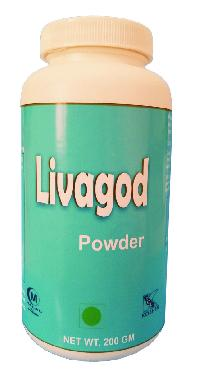 Herbal Livagod Powder