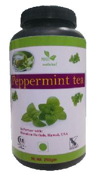 Herbal Peppermint Tea