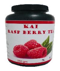 herbal rasp berry tea