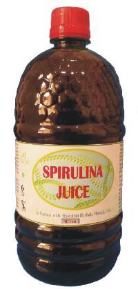 Hawaiian Herbal Spirulina Juice