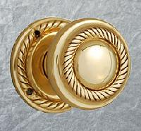 Brass Door Knobs