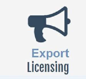 Import & Export Licensing Services