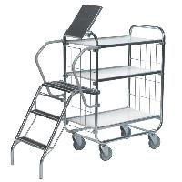 Nido Order Picking Trolley