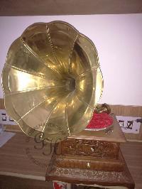 Wooden Gramophones